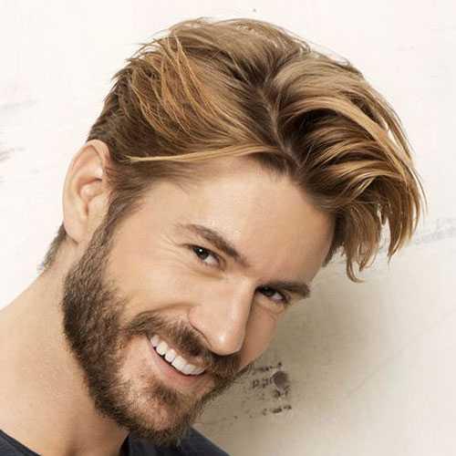 Blonde männlich Haircuts