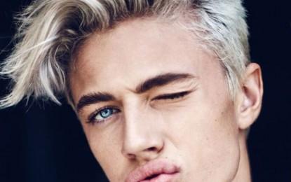 Blonde Frisuren z. Hd. Männer