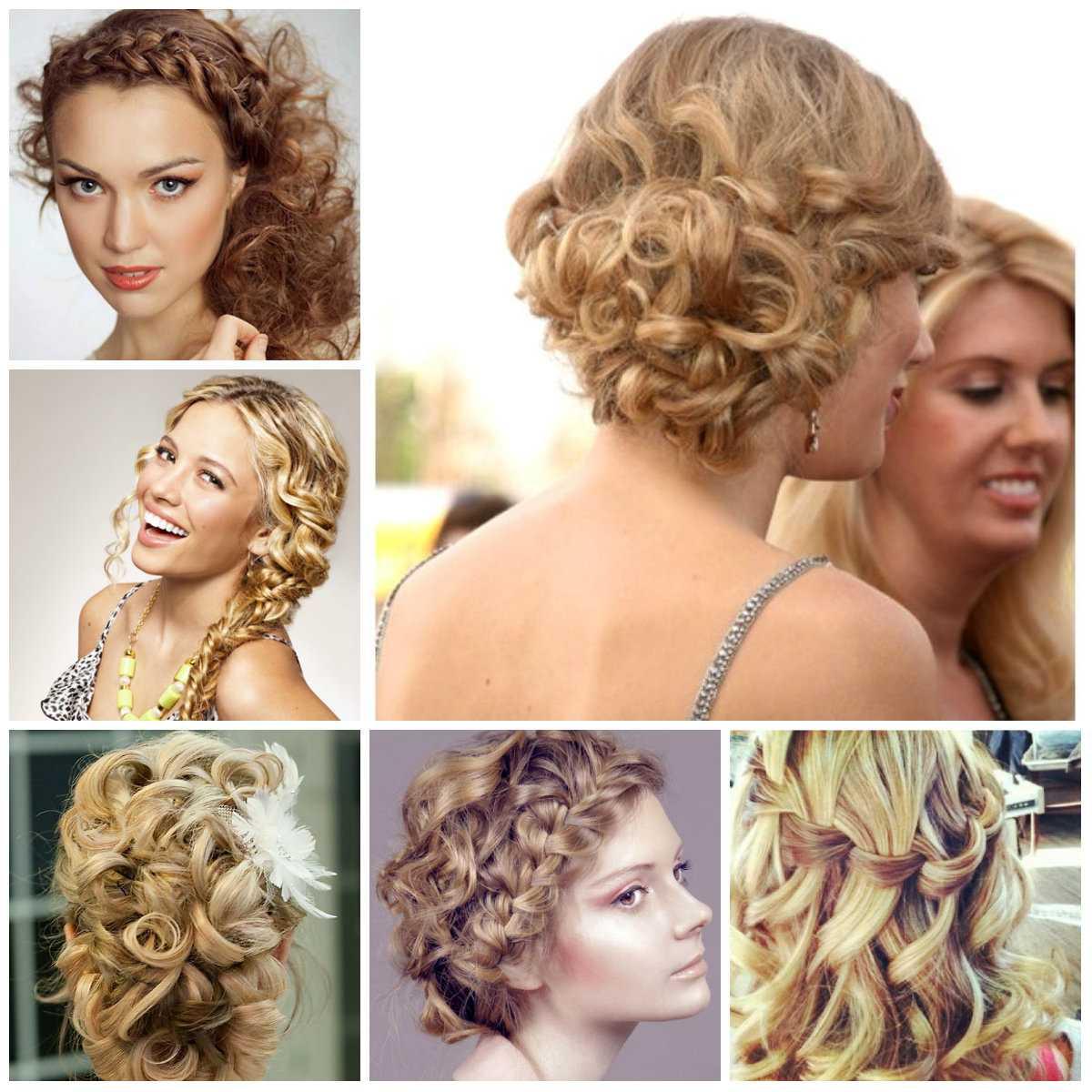 Curly Geflochtene