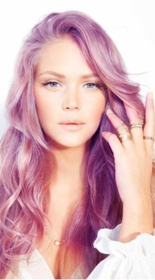 Ihr Haar Pastell Dye