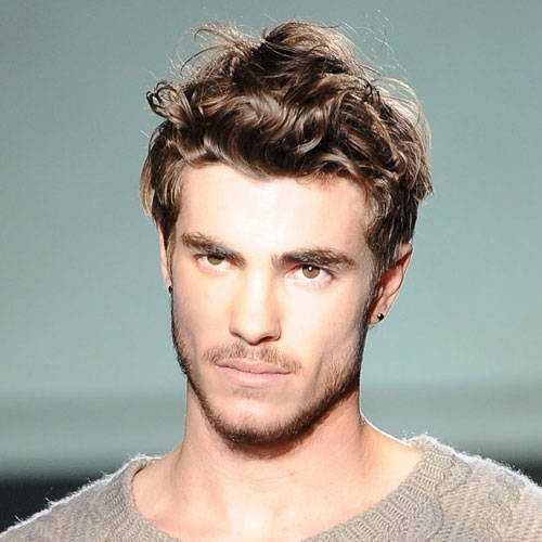 Haircuts für Herz Gesichtsformen Männer