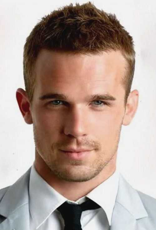 Haircuts für Oval Gesichtsformen Männer 2016