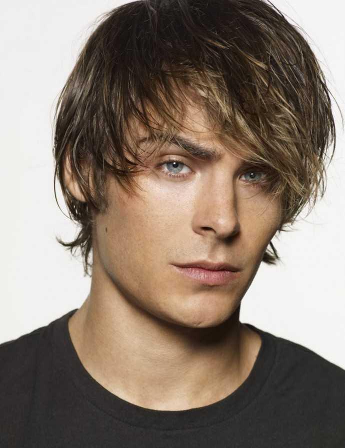 Haircuts für Triangular Gesichtsformen Männer