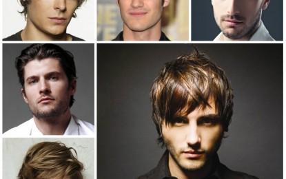 Herren Haircuts zu Händen jedweder Gesichtsformen