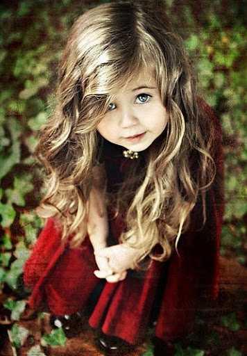 Kleine Mädchen Frisuren