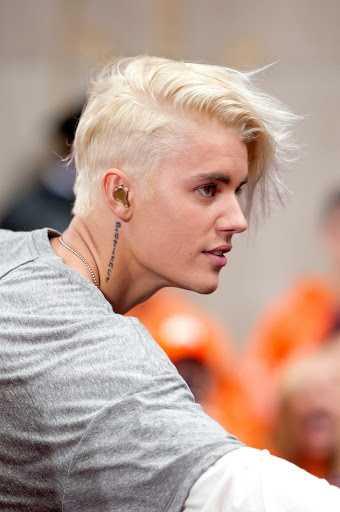 Justin Bieber-Frisuren