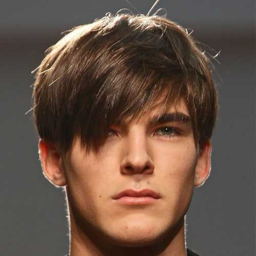 Layered Herren Hair