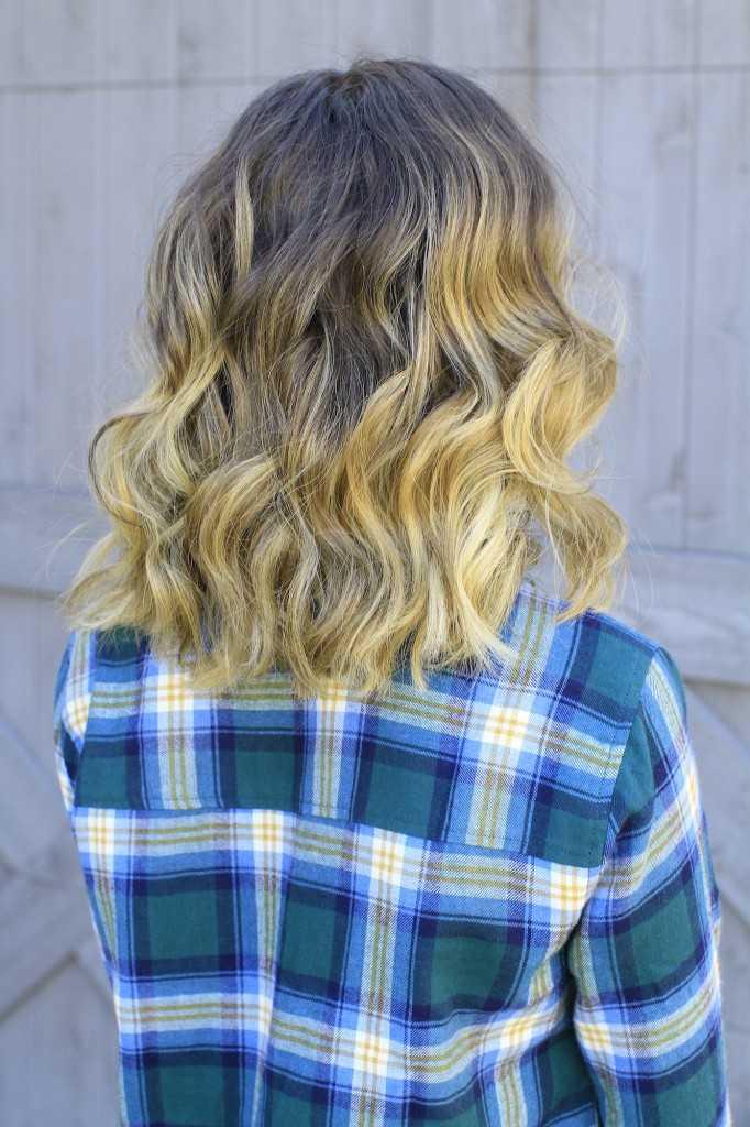 25mm Wand Curls