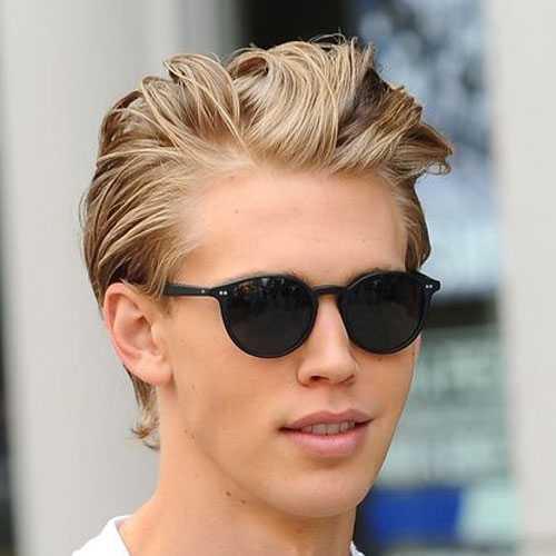Männer Blonde Frisuren
