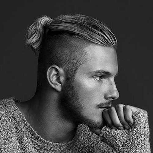 Männer rasiert Sides Frisuren