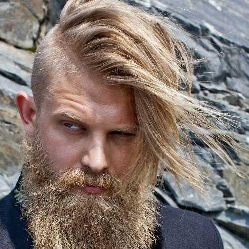 Shaved Sides Frisuren