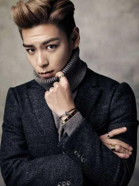 kurz und dick Haar koreanischen Männer