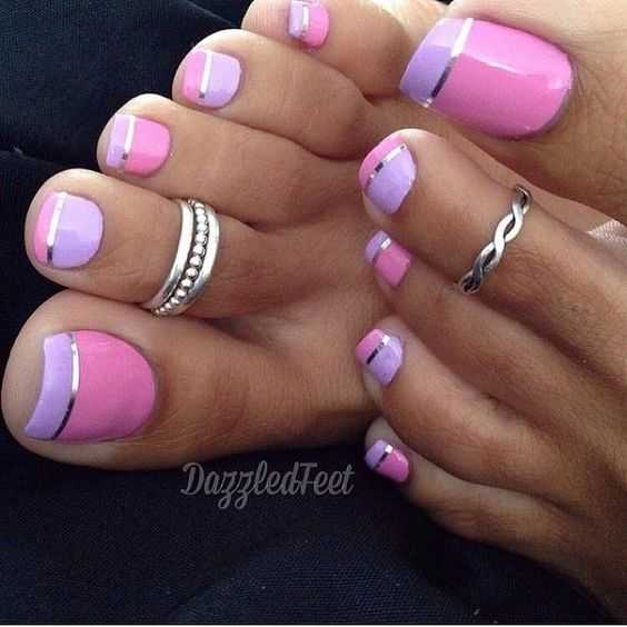 Striping Tape-Nette Summer Nails
