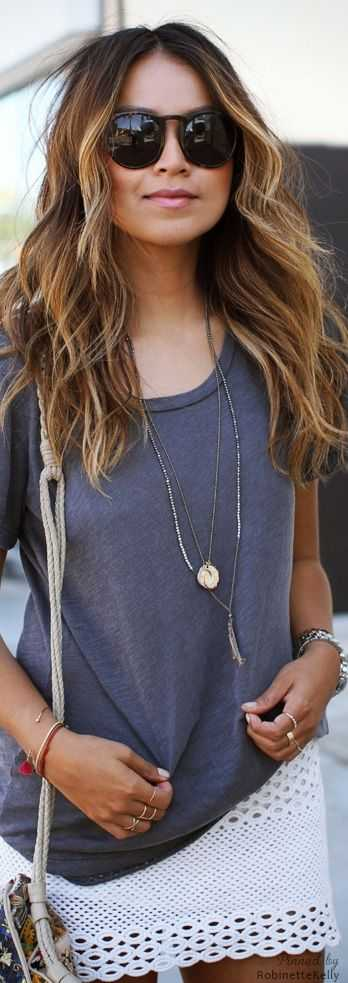 Sommer Ombre Style