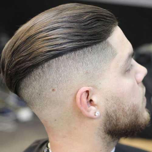 Thick Frisuren für Männer