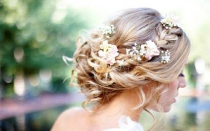 neueste Hochzeit Frisuren