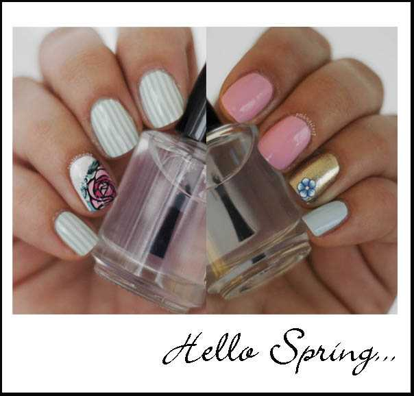 Frühlings-Maniküre | Nail Art