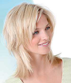 Moderne Frisuren für Frauen – mittellang und lang - Bob Frisuren