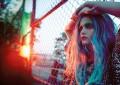 """Frisuren Trends – Neongas Haare """"Glow within the dark"""""""