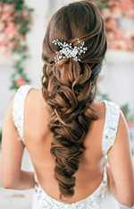 Hochzeitsfrisuren - perfekt gestylt für den schönsten Tag im ...