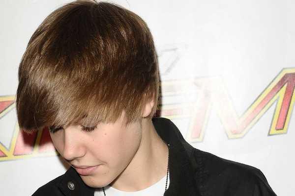 Justin Bieber Haircut 2010