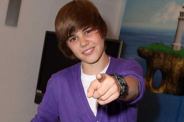 Justin Bieber Mittellang Frisur