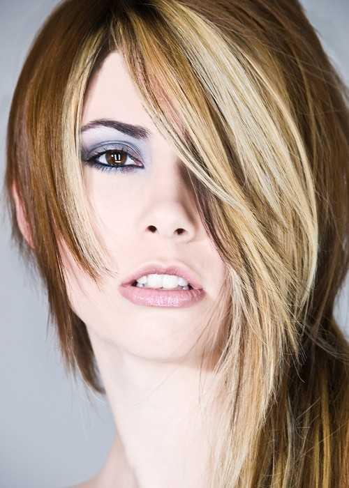 long asymmetrica haircut