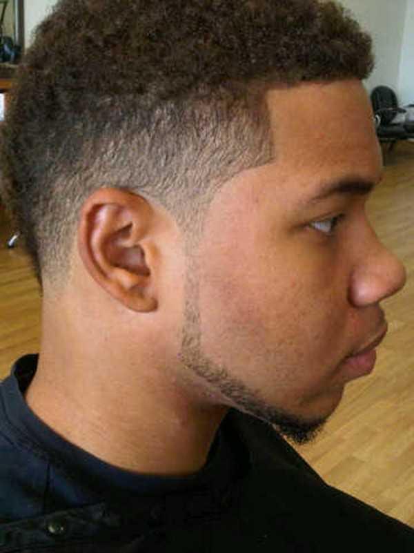 Moderne Frisur Männer