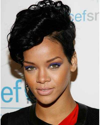kurze Frisuren für prom für schwarze Mädchen