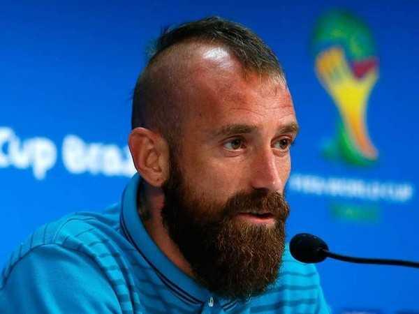 Fußball Haircuts für Typen