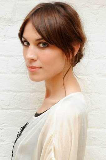Alexa Chung Haircut