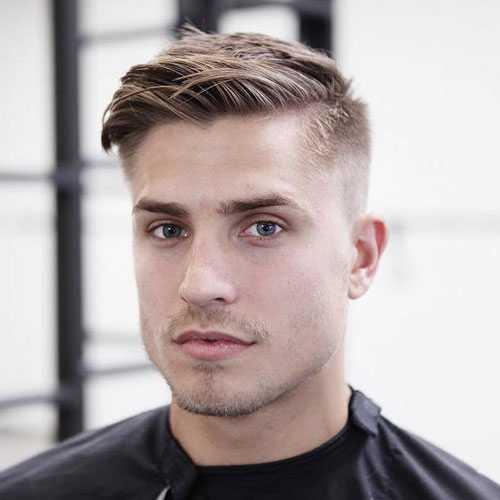 Nette Frisuren für Männer