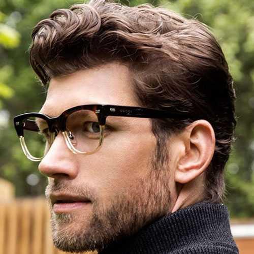 Nette kurze Haarschnitte für Männer