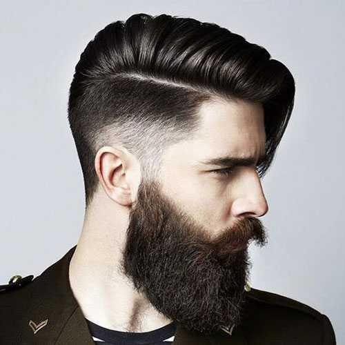 Haircuts für lange Haare