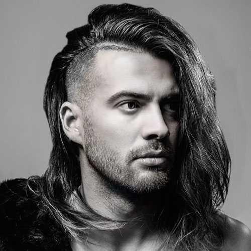 Längere Frisuren für Männer