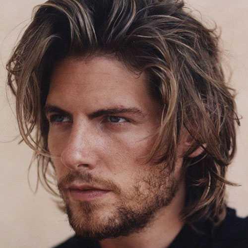 Männer Längere Frisuren