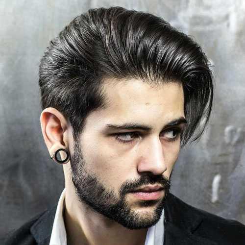 Sexiest Männer-Frisuren