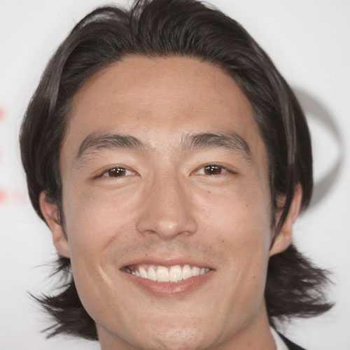 Sexy Frisuren für asiatische Männer