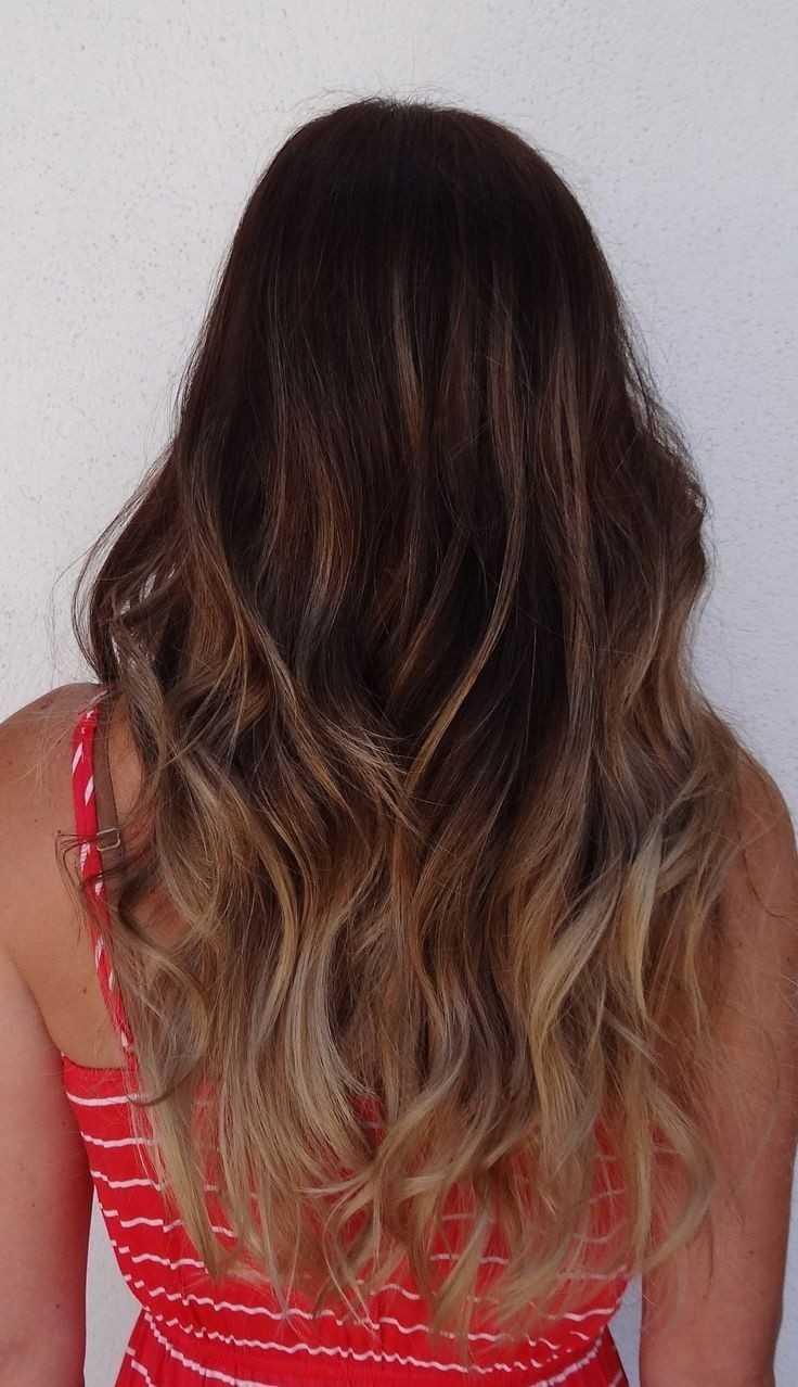 Langwellige Haare-Ombre-Frisuren-für-Langhaar-2014-2015