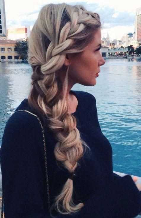 Loose-Braid-Frisur-so-süß