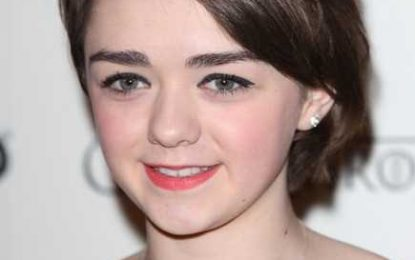 Maisie Williams Kurze Frisuren