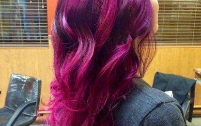 Schöne Haarfarben Von Robie Jasmin Aus Quebec, Kanada!