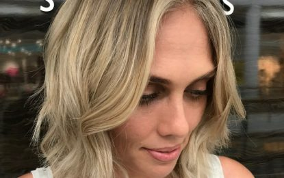13 süßeste kinnlange Frisuren (Trend für 2019)