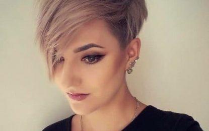 18 Außergewöhnliche, kurze, glatte Frisuren und Frisuren, die im Moment den Ton angeben
