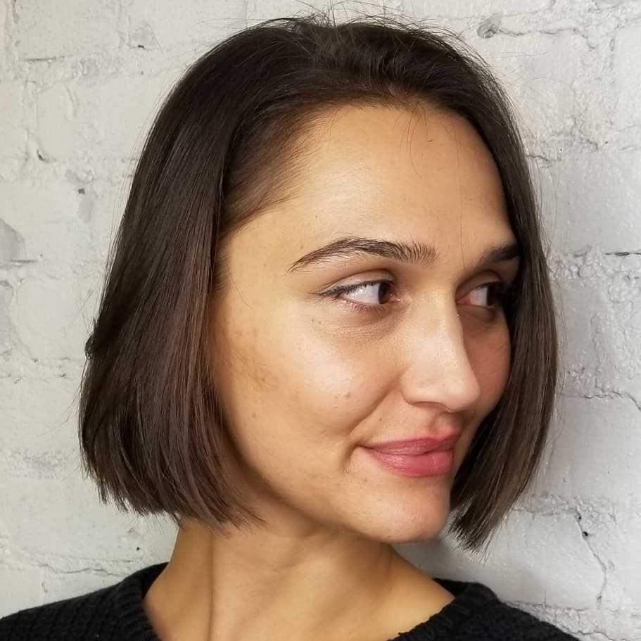 31 perfekte Kurzhaarschnitte und Frisuren für dünnes Haar ...
