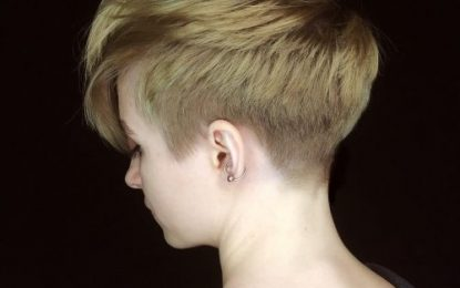 35 süße Kurzhaarschnitte für kurzes Haar im Jahr 2019