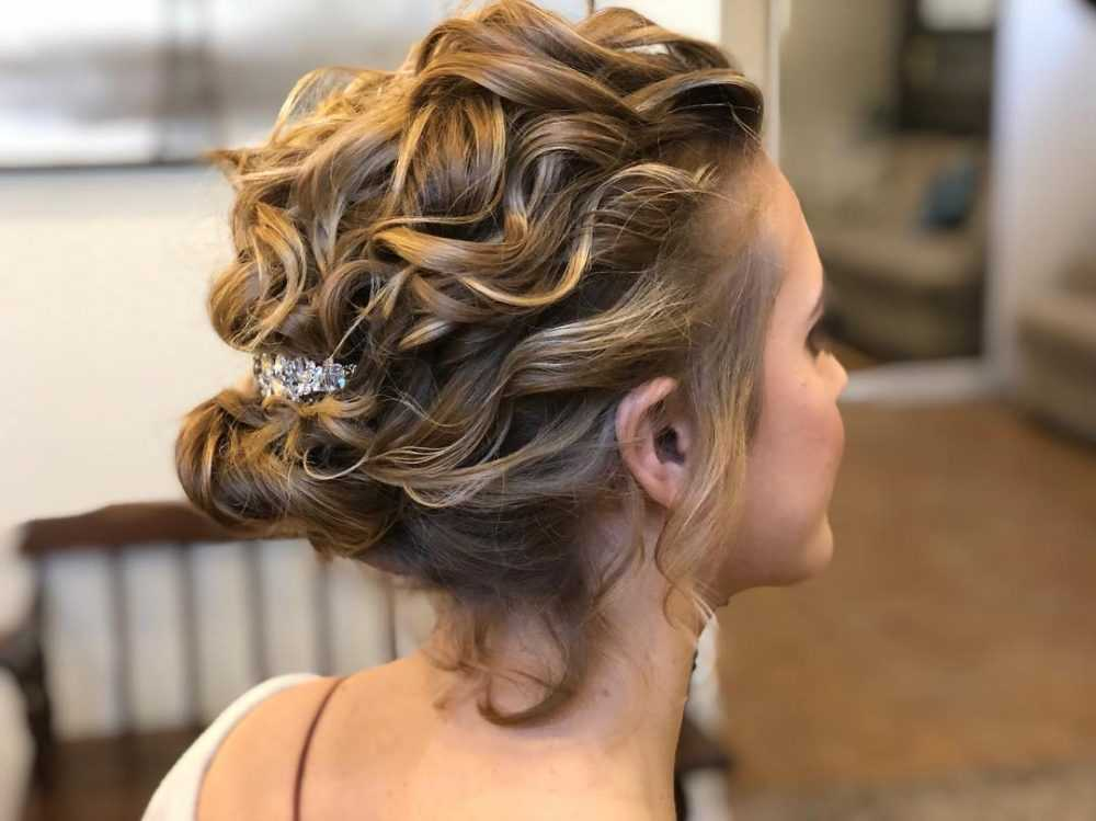 Die 19 Sussesten Hochsteckfrisuren Fur Kurzes Haar Frisuren Stil Haar