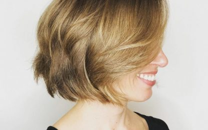 13 Süße kurze, kinnlange Frisuren