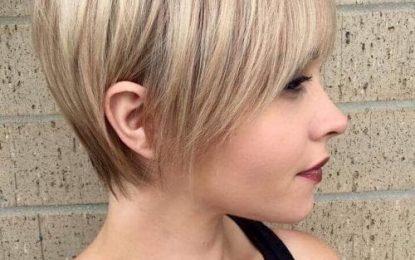30 Atemberaubende, kurz geschichtete Frisuren und Frisuren, die Sie ausprobieren sollten